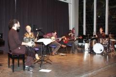 con Luis Caruana, Dieter Weberpals, Marco Herreros y Peter Kuhnsch en Buchen, Alemania