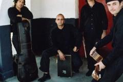 8 Hertzios 1.0, con Marco Herreros, Javier Santiago y Joserra Zamora