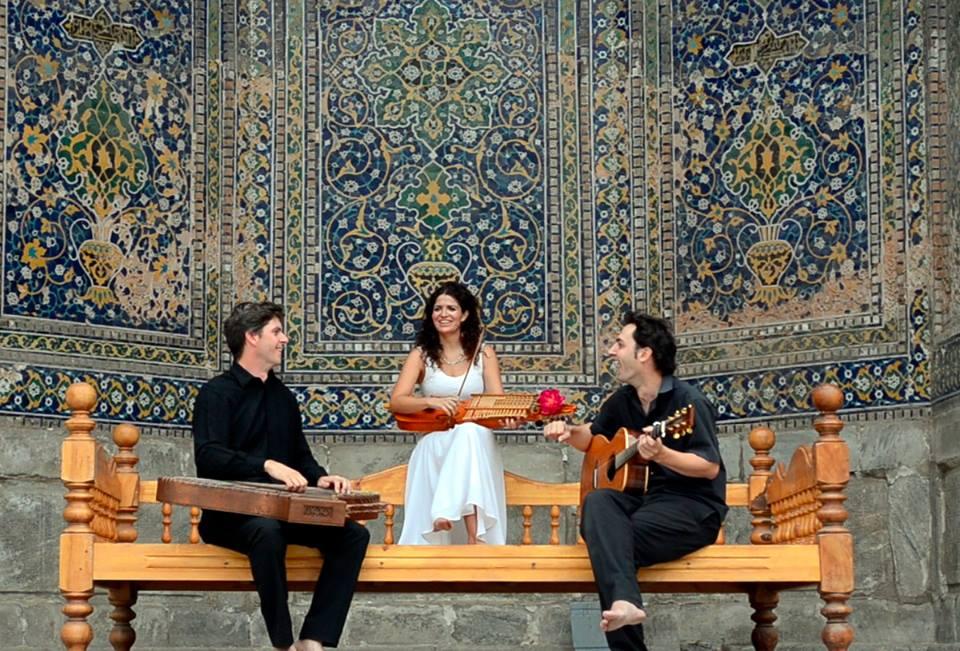 Ana Alcaide Trio 2